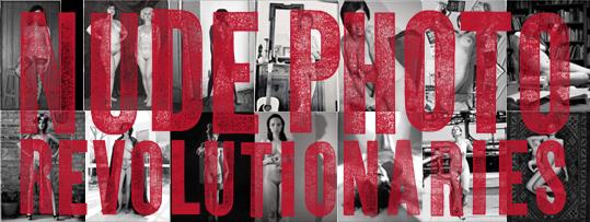 #NudePhotoRevolutionary Banner